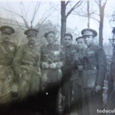Militaria: FOTOGRAFÍA CAPITÁN HABILITADO DEL EJÉRCITO NACIONAL. SANTANDER. Lote 211516456