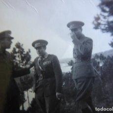 Militaria: FOTOGRAFÍA CAPITÁN HABILITADO DEL EJÉRCITO NACIONAL. SANTANDER. Lote 211516627