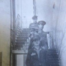 Militaria: FOTOGRAFÍA CAPITÁN HABILITADO DEL EJÉRCITO NACIONAL. SANTANDER. Lote 211516681