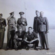Militaria: FOTOGRAFÍA CAPITÁN HABILITADO DEL EJÉRCITO NACIONAL. SANTANDER. Lote 211516727