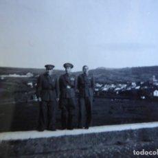 Militaria: FOTOGRAFÍA CAPITÁN HABILITADO DEL EJÉRCITO NACIONAL. SANTANDER. Lote 211516815