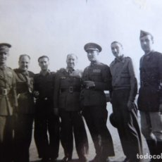 Militaria: FOTOGRAFÍA CAPITÁN HABILITADO DEL EJÉRCITO NACIONAL. SANTANDER. Lote 211517010