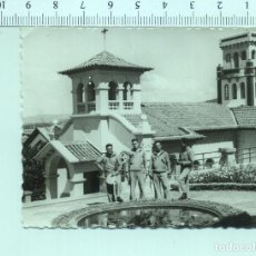 Militaria: FOTOGRAFÍA DE LA CAPILLA DE LA ESCUELA NAVAL MILITAR , MARIN PONTEVEDRA. Lote 211556747
