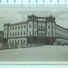 Militaria: FOTOGRAFÍA DEL CUARTEL DE LA ESCUELA NAVAL MILITAR MARIN PONTEVEDRA AÑO 1954. Lote 211556849