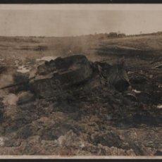 Militaria: MARCA FOTOGRAFIA DE R D Y -BARCELONA- TROPAS ALEMANAS AVANZANDO SOBRE U,SOVIETICA- MIDE: 24 X 18 C.M. Lote 211646928