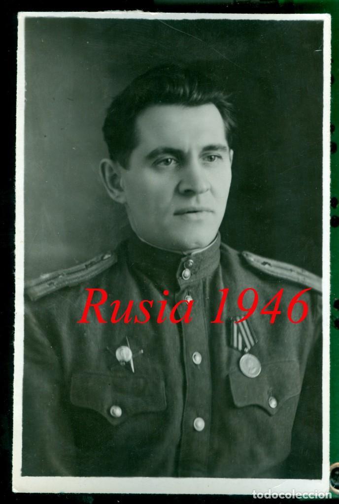 RUSIA - 1946 (Militar - Fotografía Militar - Otros)