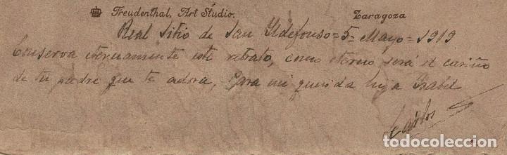 Militaria: FOTOGRAFÍA OFICIAL DE CABALLERÍA REG. DEL REY. DEDICATORIA REAL SITIO DE SAN IDELFONSO 1919.- 17X27 - Foto 3 - 211824615