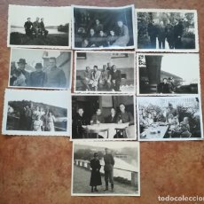 Militaria: LOTE FOTOGRAFIAS MILITARES ALEMANES, EPOCA III REICH. Lote 212234282