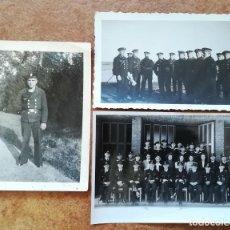 Militaria: LOTE FOTOGRAFIAS MILITARES KRIEGSMARINE ALEMAN, EPOCA III REICH. Lote 212308011