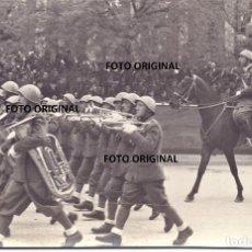 Militaria: PARADA MILITAR MUSICOS CTV DESFILE VICTORIA MADRID 1939 GUERRA CIVIL. Lote 212665757