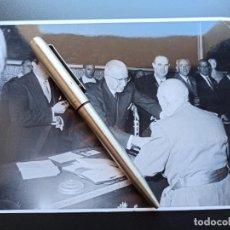 Militaria: ENTREGA MEDALLAS DE ORO POR EL MINISTRO DE EDUCACIÓN. 1965. MEDALLA MILITAR INDIVIDUAL. Lote 212958887