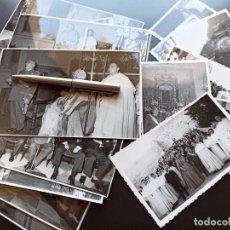 Militaria: 20 FOTOS CABALLEROS DEL PUIG. MEDALLA MILITAR INDIVIDUAL. Lote 212960827