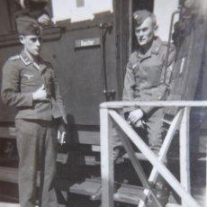 Militaria: FOTOGRAFÍA CABO LUTFWAFFE. 1942. Lote 213424362