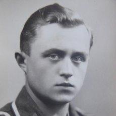 Militaria: FOTOGRAFÍA SOLDADO LUTFWAFFE. 1940. Lote 213425717