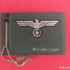 Militaria: ÁLBUM DE FOTOS ORIGINAL DE ÉPOCA II GUERRA MUNDIAL - EJERCITO ALEMÁN - TERCER REICH - NAZI. Lote 214014576