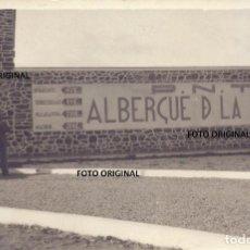 Militaria: LEGION CONDOR PARADOR LA BAÑEZA (LEON) 1938 GUERRA CIVIL ESPAÑOLA. Lote 215316387