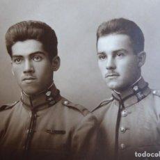 Militaria: FOTOGRAFÍA GUARDIAS CIVILES. ALFONSO XIII. Lote 215489066