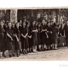 Militaria: CEUTA.- SECCIÓN FEMENINA DE FALANGE 1945. 8,5X13,5.. Lote 216851917