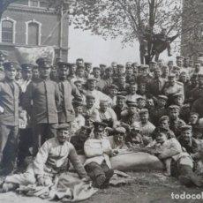 Militaria: 19 REGIMIENTO EJERCITO IMPERIAL ALEMAN . II REICH. ABRIL DE 1914. Lote 217253453