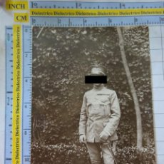 Militaria: POSTAL FOTO FOTOGRAFÍA MILITAR. COMANDANTE DE INFANTERÍA ÉPOCA ALFONSO XIII. 2250. Lote 217573772