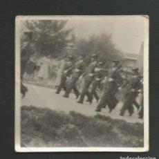 Militaria: FOTOGRAFIA GUARDIA CIVIL DESFILE. Lote 217663478