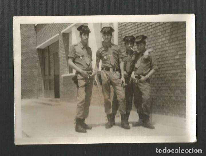 FOTOGRAFIA GUARDIA CIVIL (Militar - Fotografía Militar - Otros)