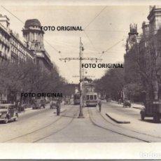Militaria: PUERTA DE ALCALA MADRID MAYO 1939 TODAVIA MILITARIZADA CTV ITALIANO. Lote 218305480