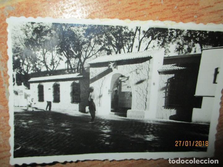 CASA CUARTEL DE LEGION MELILLA O OROTAVA CIRCA EN 1939 GUERRA CIVIL (Militar - Fotografía Militar - Guerra Civil Española)