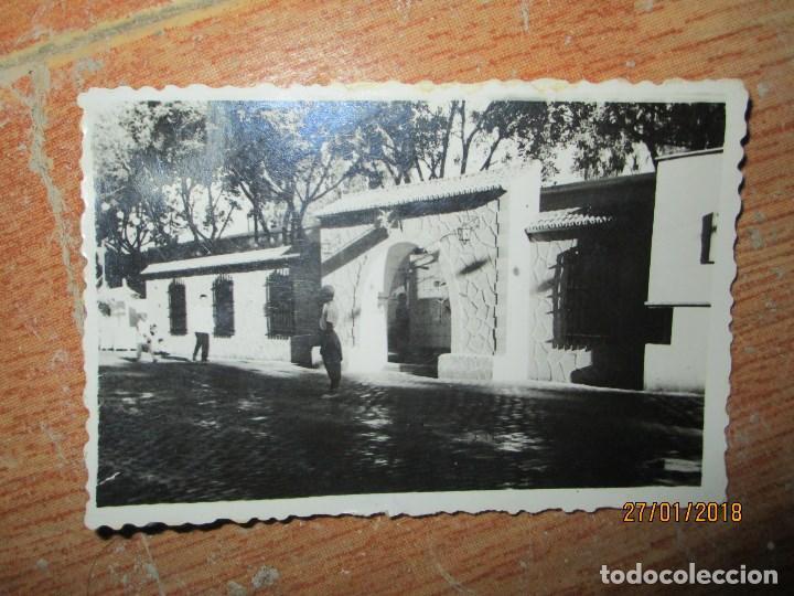 Militaria: CASA CUARTEL DE LEGION MELILLA o OROTAVA CIRCA EN 1939 GUERRA CIVIL - Foto 2 - 218350366