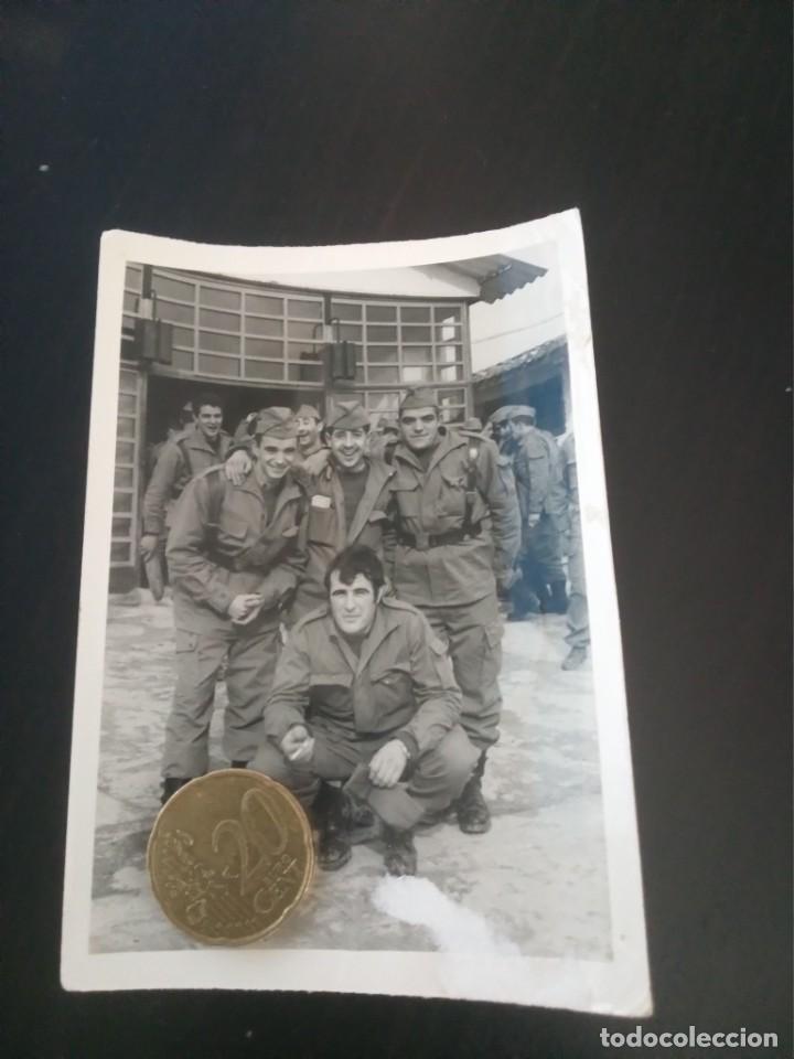 FOTO SOLDADOS DÉCADA 1960 (Militar - Fotografía Militar - Otros)