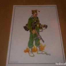 Militaria: LAMINA IFNI 1957-58 SARGENTO. Lote 218825833