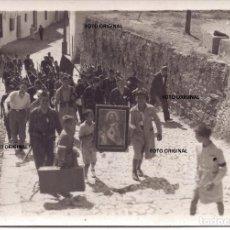 Militaria: TROPAS FALANGISTAS PUEBLO SUR ESPAÑA GUERRA CIVIL ESPAÑOLA. Lote 219352102