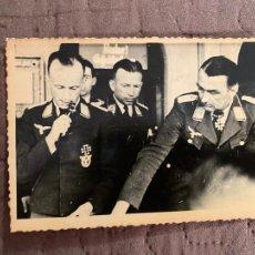 Militaria: FOTOGRAFIA MILITAR SOLDADOS SS NAZI. Lote 219523422