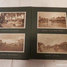 Militaria: ALBUM DE ANTIGUAS FOTOGRAFIAS DE COLONIAS BRITANICAS AFRICANAS ,NAIROBI, B.E.A, MOMBASA, ETC,. Lote 219566005
