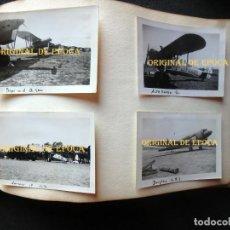 Militaria: (JX-201051)EXCEPCIONAL ALBUM DE FOTOGRAFIAS,AVIAZIONE LEGIONARIA,LEGION CONDOR,GUERRA CIVIL. Lote 220712083