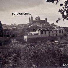 Militaria: MAGNIFICA VISTA ALCAÑIZ (TERUEL) CTV ITALIANOS PLENA GUERRA CIVIL MARZO 1938. Lote 220760832