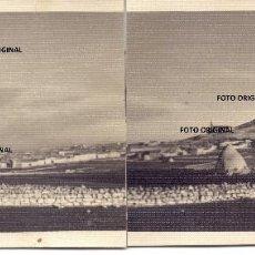 Militaria: FOTO PANOMARICA SEGOVIA LEGION CONDOR PLENA GUERRA CIVIL. Lote 220913332