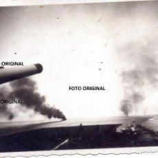 Militaria: CRUCERO ALMIRANTE CERVERA CANARIAS DESTRUCTORES PLENA GUERRA CIVIL BUQUES NACIONALES. Lote 221525821