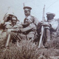 Militaria: FOTOGRAFÍA TENIENTE INGENIEROS DEL EJÉRCITO ESPAÑOL. JOSÉ MARIA BAIGORRI Y AGUADO. Lote 221597215