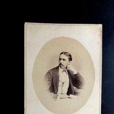 Militaria: D. CARLOS DE BORBON Y AUSTRIA / CARLOS VII / INEDITA - ALREDEDOR DE 1870 / CARLISMO. Lote 221682956