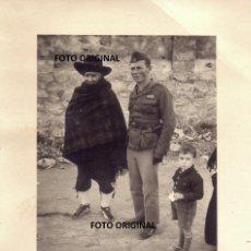 Militaria: MILITAR LEGION CONDOR JUNTO ARAGONES? FRENTE ARAGON GUERRA CIVIL. Lote 221923518