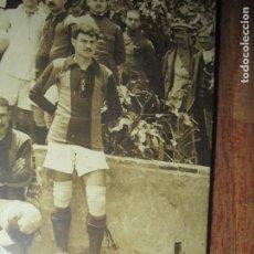 Militaria: MELILLA PRIMER EQUIPO DE FUTBOL FEDERADO 1916 POSTAL ORIGINAL F.C. DEL RIF. Lote 221945528