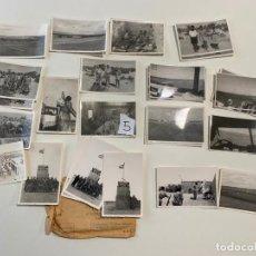 Militaria: 30 FOTOGRAFIAS MILITARES , IV TERCIO SAHARIANO , SAHARA , FUERTE CHACAL , 1960- 1961 , LEGIONARIOS. Lote 221948558