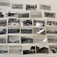 Militaria: 29 FOTOGRAFIAS MILITARES , IV TERCIO SAHARIANO , SAHARA , FUERTE CHACAL , 1960- 1961 , LEGIONARIOS. Lote 221949256