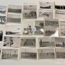Militaria: 26 FOTOGRAFIAS MILITARES , IV TERCIO SAHARIANO , SAHARA , FUERTE CHACAL , 1960- 1961 , LEGIONARIOS. Lote 221949701