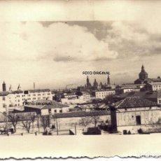 Militaria: VISTAS ZARAGOZA TEJADOS CATEDRAL EL PILAR 1937 GUERRA CIVIL LEGION CONDOR. Lote 221984450