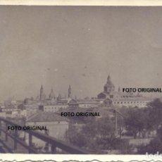 Militaria: VISTAS NUESTRA SEÑORA PILAR ZARAGOZA 1937 LEGION CONDOR GUERRA CIVIL. Lote 221986415