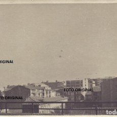 Militaria: VISTAS ZARAGOZA PLENA GUERRA CIVIL 1937 LEGION CONDOR. Lote 221988796