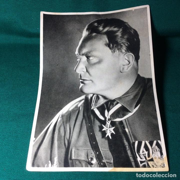 PROPAGANDA NAZI DE LA ÉPOCA DE TERCER REICH ALEMÁN . (Militar - Fotografía Militar - II Guerra Mundial)