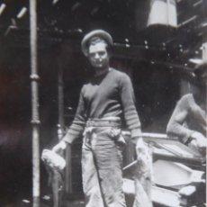 Militaria: FOTOGRAFÍA MARINERO GUARDACOSTAS ARCILA. ARMADA 1938. Lote 222167170